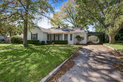 Kerrville Single Family Home For Sale: 933 Prescott Street