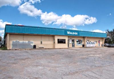 Harper Commercial For Sale: 23682 W Us Hwy 290