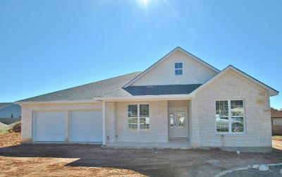 Fredericksburg Single Family Home Under Contract W/Contingencies: 711 Emory Dr
