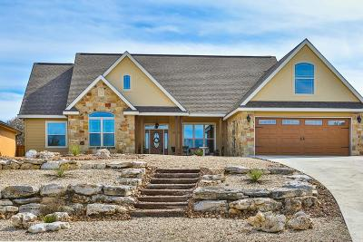 Kerr County Single Family Home For Sale: 1913 Summit Ridge Drive