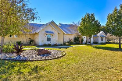 Kerr County Single Family Home For Sale: 209 Lookout Point