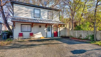 Fredericksburg Single Family Home For Sale: 103 S Columbus