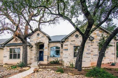 Fredericksburg Single Family Home Under Contract: 2160 Hedgestone