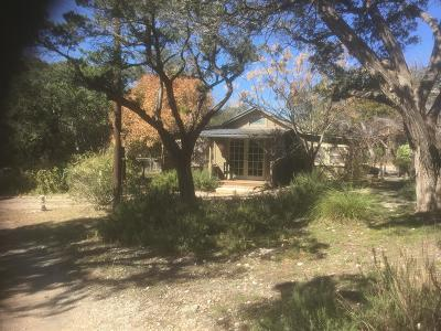 Kerr County Single Family Home For Sale: 4030 Junction Hwy