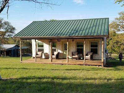 Fredericksburg TX Single Family Home For Sale: $340,000