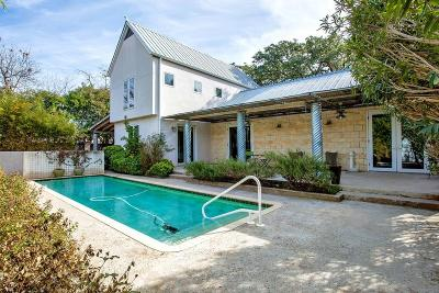 Fredericksburg TX Single Family Home For Sale: $749,000