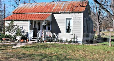 Kendall County Single Family Home Under Contract W/Contingencies: 320 S 2nd Street