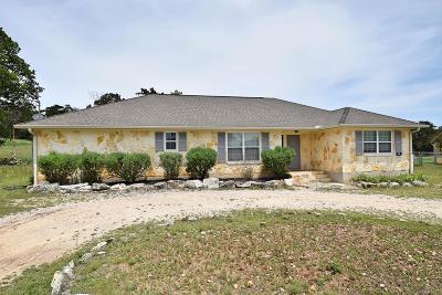 Kerr County Single Family Home For Sale: 14 River Oaks Ln