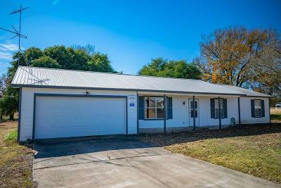 Blanco County Single Family Home Under Contract: 878 Rust Ranch Rd.