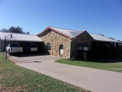 Llano Single Family Home For Sale: 402 E Granite