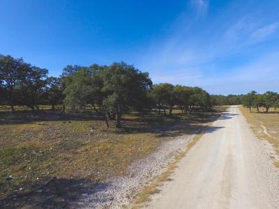 Fredericksburg TX Ranch Land For Sale: $297,500