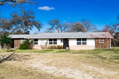 Kerr County Single Family Home For Sale: 511 Skyline Dr
