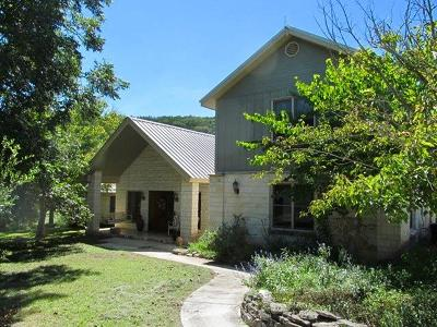 Kerr County Single Family Home For Sale: 242 N Cardinal Hill