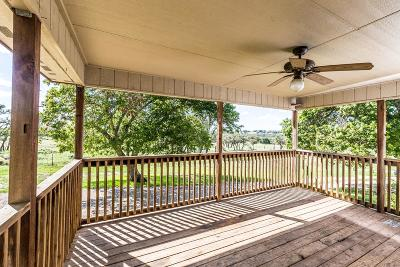 Gillespie County Single Family Home For Sale: 743 Crenwelge Rd