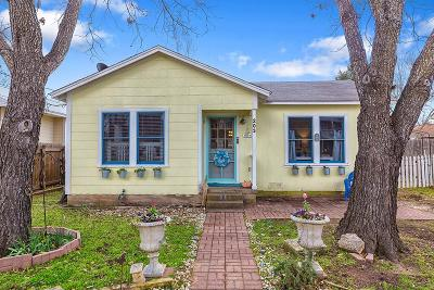 Single Family Home For Sale: 203 W Park St