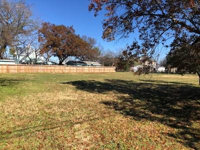 Llano Residential Lots & Land For Sale: E Luce St