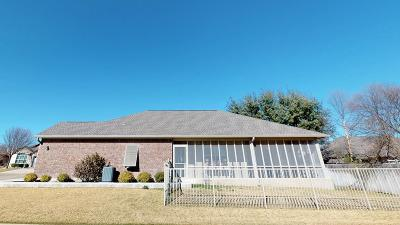 Fredericksburg Single Family Home Under Contract W/Contingencies: 1718 Cherrywood Dr