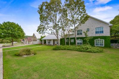 Kerrville Single Family Home For Sale: 1031 Bluebell Rd