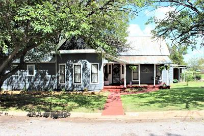 Mason County Single Family Home For Sale: 904 Doole St