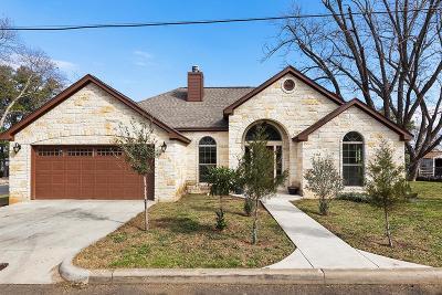Fredericksburg Single Family Home For Sale: 702 E San Antonio St