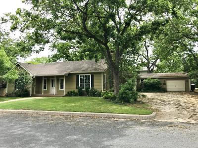 Fredericksburg Single Family Home For Sale: 709 W Travis St