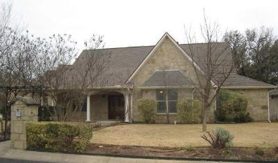 Gillespie County Single Family Home For Sale: 2151 Hedgestone