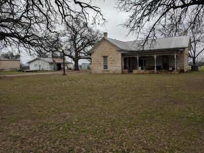 Fredericksburg TX Single Family Home Under Contract: $395,000