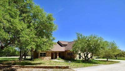 Harper Single Family Home For Sale: 411 Duderstadt Rd