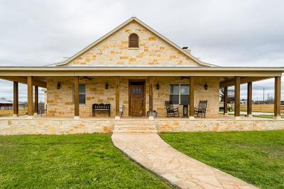Gillespie County Single Family Home For Sale: 4706 NE Goehmann Lane