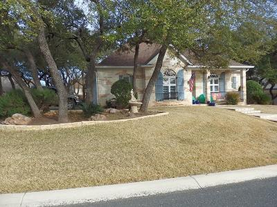 Gillespie County Single Family Home For Sale: 2159 Stone Oak