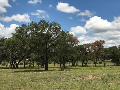 Fredericksburg TX Ranch Land Under Contract: $297,500