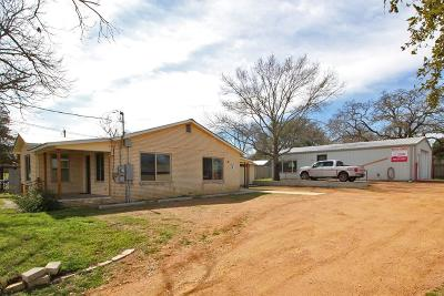 Gillespie County Single Family Home For Sale: 446 S Lincoln