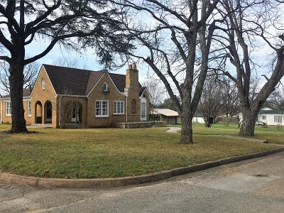 Mason County Single Family Home Under Contract W/Contingencies: 730 Post Hill St