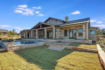 Fredericksburg TX Single Family Home For Sale: $2,495,000