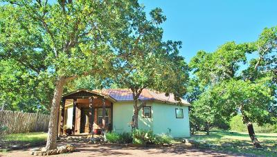 Fredericksburg TX Single Family Home For Sale: $367,350