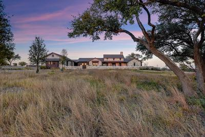 Fredericksburg TX Single Family Home For Sale: $2,200,000