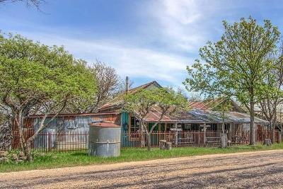 Fredericksburg Commercial For Sale: 7905 Old San Antonio Rd