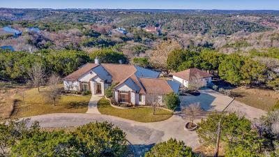 Kerrville Single Family Home For Sale: 1046 Spanish Oak Trail
