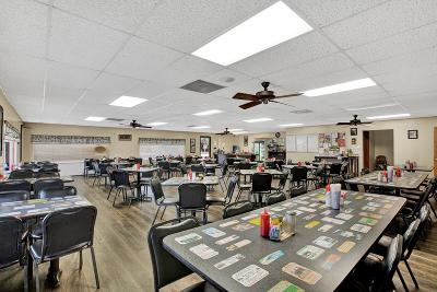 Stonewall Commercial For Sale: 14887 E Hwy 290