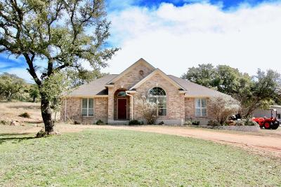 Fredericksburg TX Ranch Land For Sale: $865,000