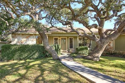 Fredericksburg TX Single Family Home Under Contract W/Contingencies: $399,850