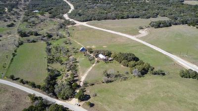Blanco County Single Family Home For Sale: Lipan Apache Run