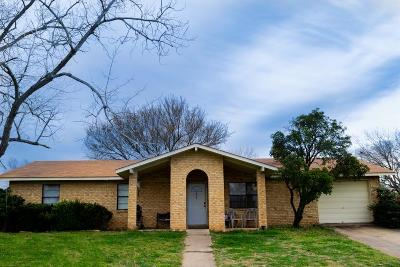 Fredericksburg TX Single Family Home For Sale: $219,900