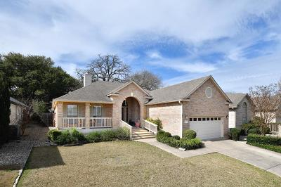 Fredericksburg Single Family Home For Sale: 113 W Creekview