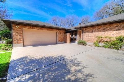 Kerrville Single Family Home For Sale: 714 Overhill Dr