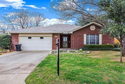 Fredericksburg Single Family Home Under Contract W/Contingencies: 1003 Henrietta St