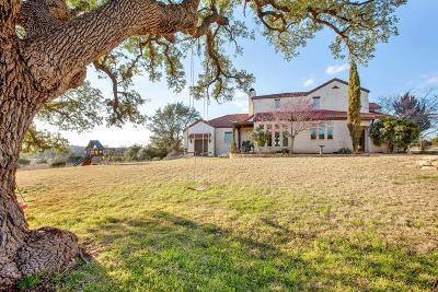 Fredericksburg Single Family Home For Sale: 2975 Bear Creek Rd