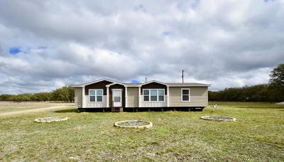 Kerr County Single Family Home For Sale: 202 Louise Ln