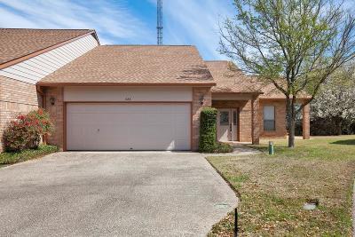 Fredericksburg TX Single Family Home For Sale: $319,000