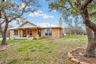 Harper Single Family Home For Sale: 3386 N Ranch Rd 783
